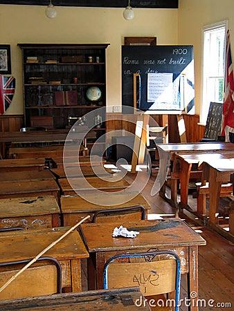 School Classroom Desks