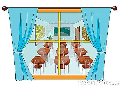 School Window Clipart school window clipart