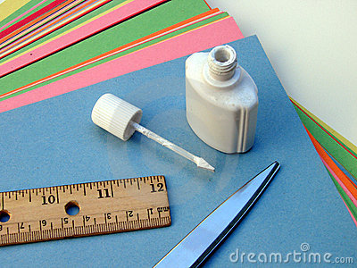 School and Craft Supplies