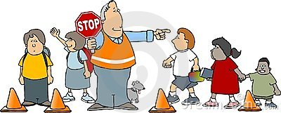 School crossing guard