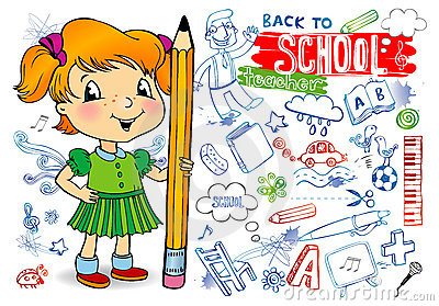 School doodles