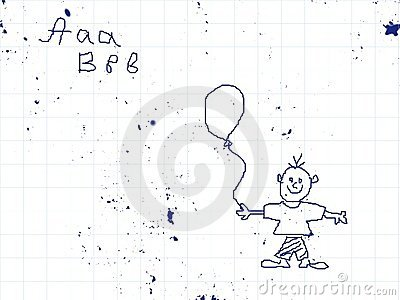 School drawing pad