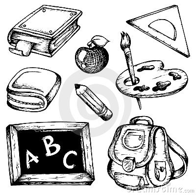 School drawings collection 1