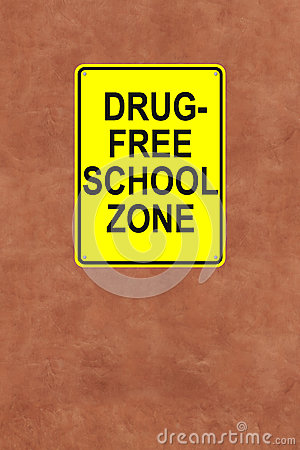This School is Drug-Free