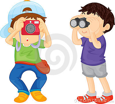 Free School Excursion Royalty Free Stock Photography - 9192687