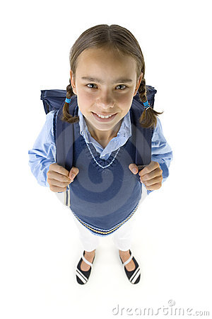 Free School Girl Stock Photography - 2952472