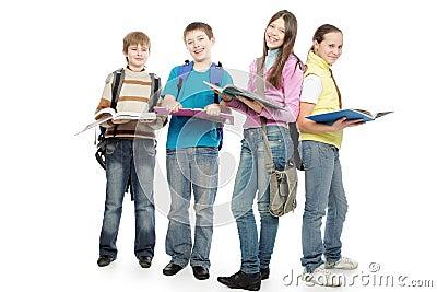 School guys