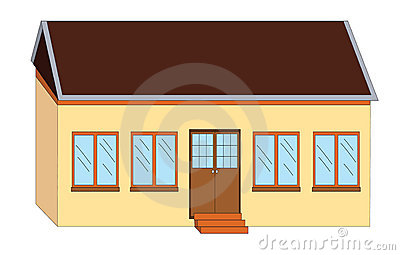 School house illustration