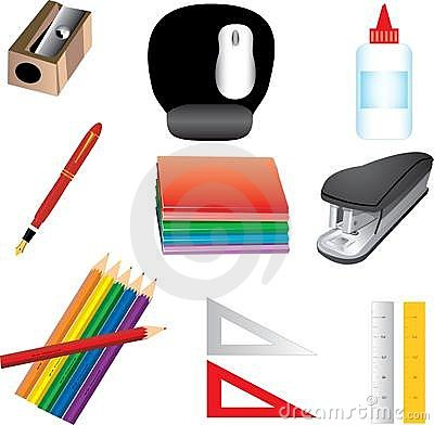 School Icons 3