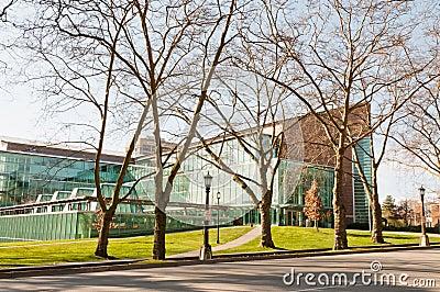 School of Law University of Washington Editorial Photo