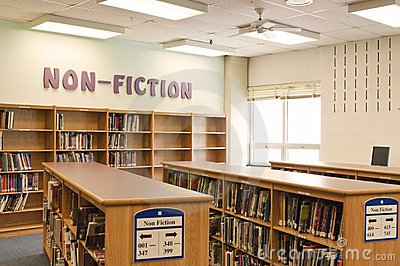 School library media center