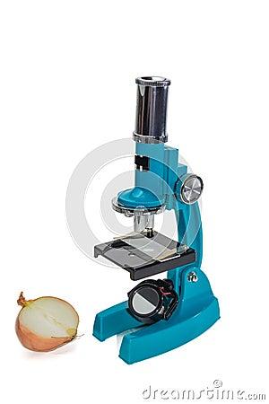 Free School Microscope Royalty Free Stock Photography - 54097627