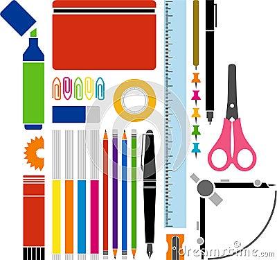 School or office supplies