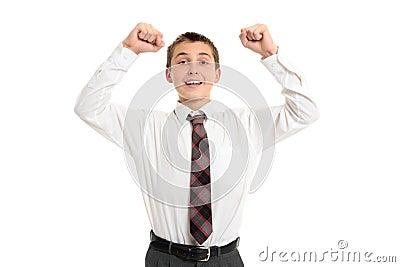 School student victory success
