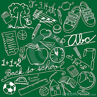 Free School Symbols Stock Images - 14363844