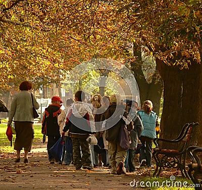 Free School Trip Stock Photography - 3145292