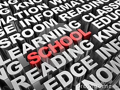 School word