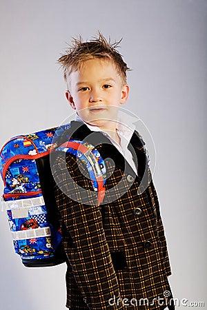 Schoolboy 1