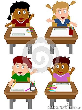 Free Schoolgirls Stock Images - 6358564
