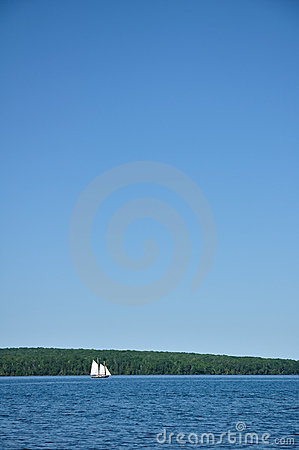 Free Schooner Sailboat Sailing Stock Image - 20572661