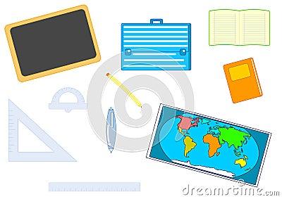 Schuleausrüstung