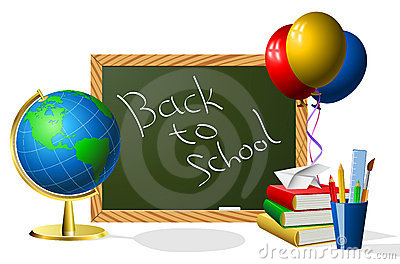 Schuljahranfang