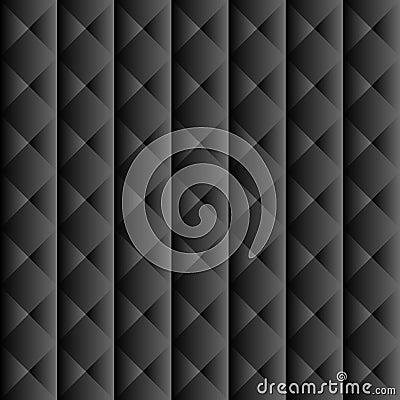 Schwarzes Muster