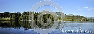 Schwarzsee in Austria