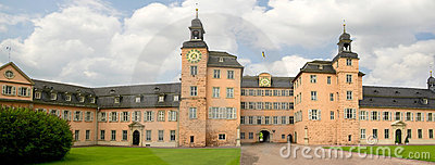 Schwetzingen Castle- Germany