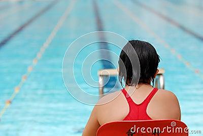 Schwimmenwettbewerb