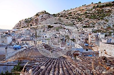 Scicli town