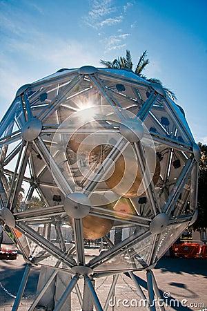 Science Festival 2009 - The Diamond Light Editorial Photography