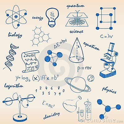 Science Icon Set