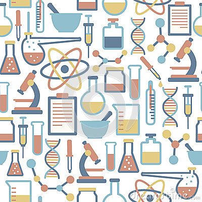 Free Science Pattern Stock Image - 32763491