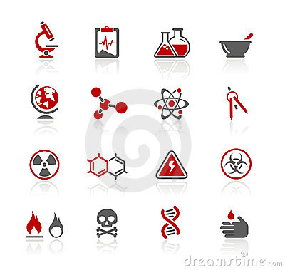 Free Science // Redico Series Royalty Free Stock Image - 14964346