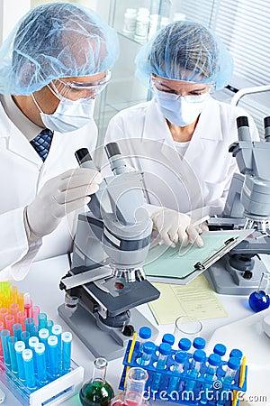 Free Science Team Stock Image - 17428131