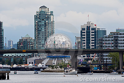 Science World Vancouver Editorial Photo