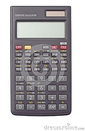 Free Scientific Calculator Royalty Free Stock Photos - 2142638