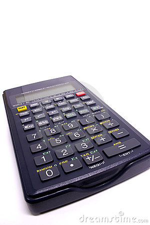 Free Scientific Calculator Royalty Free Stock Images - 33479