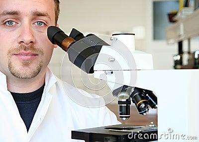 Scientific research in laboratory 2