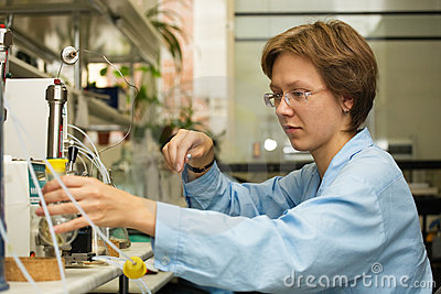 Scientist,laboratory 3