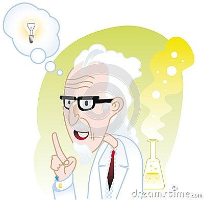 Scientist s Eureka moment