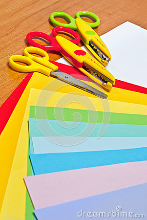 Scissors for children s art