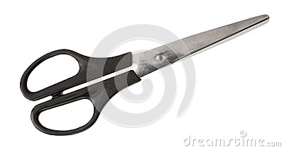 Scissors isolated