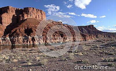 Scogliere Canyon-Vermilion regione selvaggia, Utah, S.U.A. di Paria