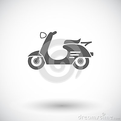 Free Scooter Royalty Free Stock Photos - 89760818