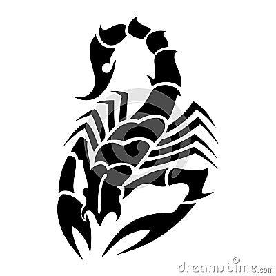 Scorpion tatoo