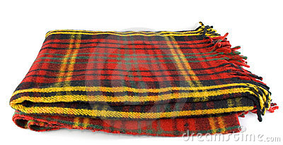 Scotch blanket