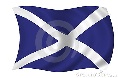 Scotish flag
