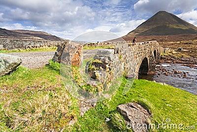 Scotland-Cullins on Isle of Skye